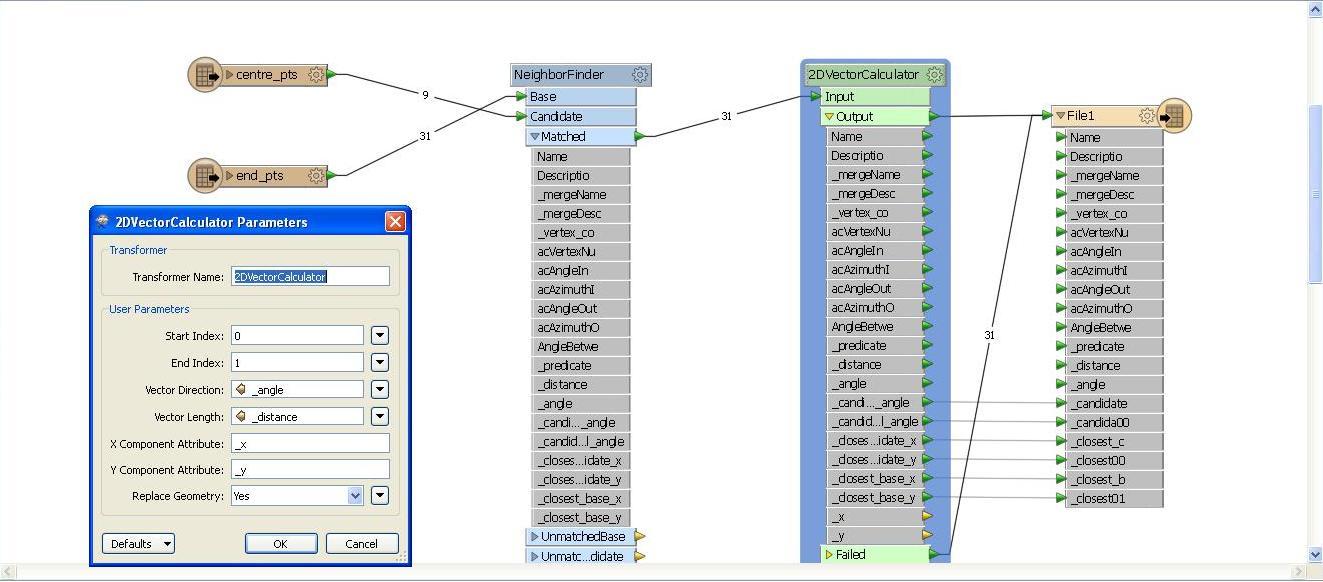 2D Vector Calculator - FME Community
