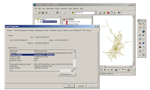 Incorporating FME into an Open Source workflow | Safe Software