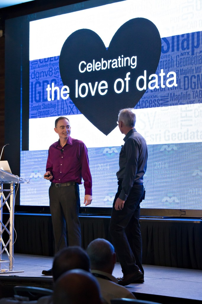Celebrating the Love of Data at the FME International User Conference 2014
