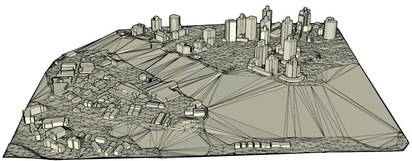 Advanced 3D Worlds with ArcGIS Data Interoperability | Safe