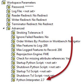 PythonCompatibilityParam