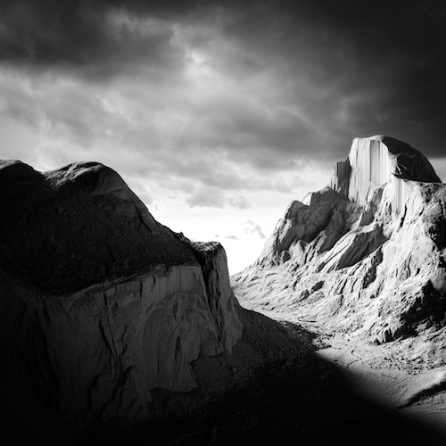 Photo by Owen Powell. This picture of Yosemite is actually not a picture, but a rendering made in Blender via FME.