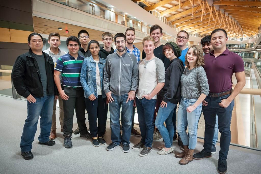 SFU Team Guardian - Unmanned Aerial Vehicle Team
