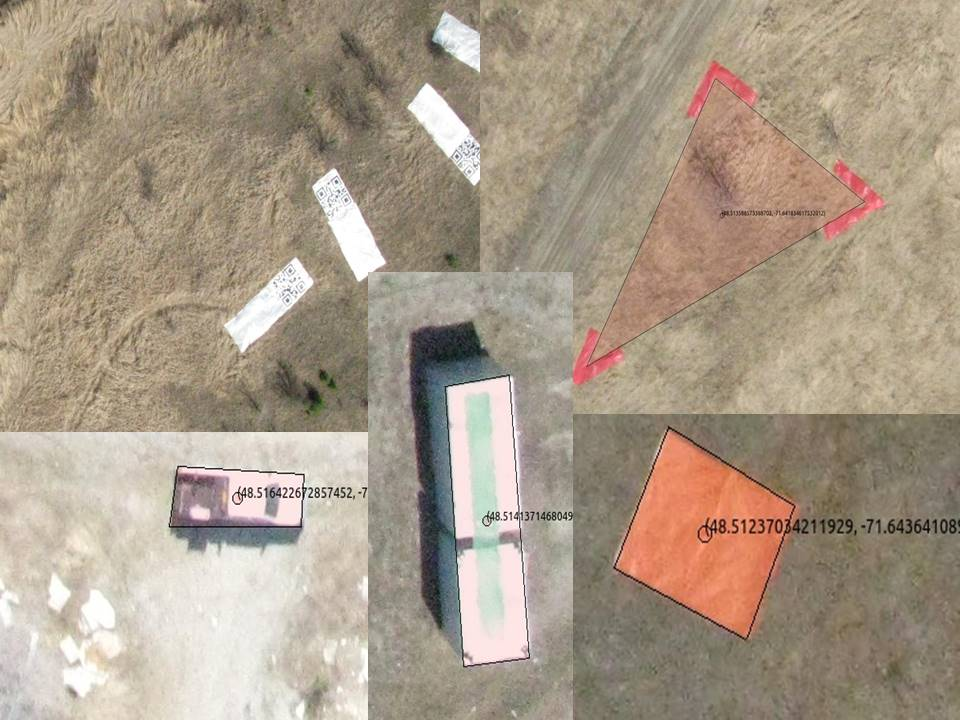UAV Competition Targets