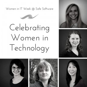 Women in IT Week at Safe Software