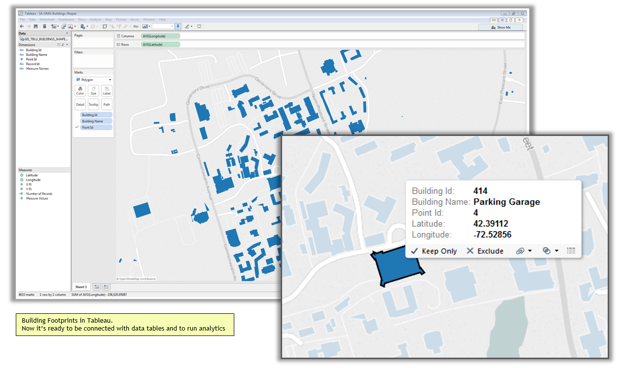 Make it Spatial: Enhancing Your Tableau Viz with Location | Safe ...
