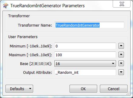 TrueRandomIntGeneratorParameters