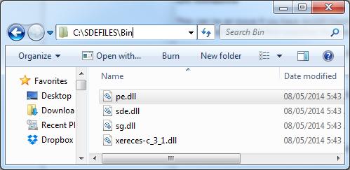 Folder created
