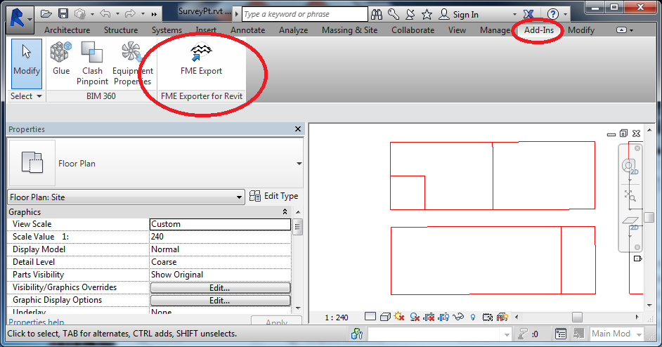 How to Export IFC in Revit for Use in FME - FME Community
