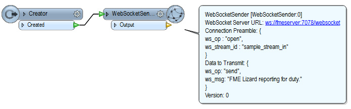 WebSockets and FME Server (2015) - FME Community