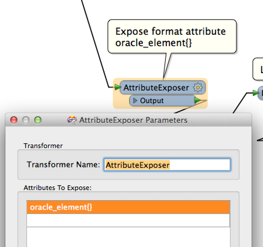 Expose oracle_element format attribute
