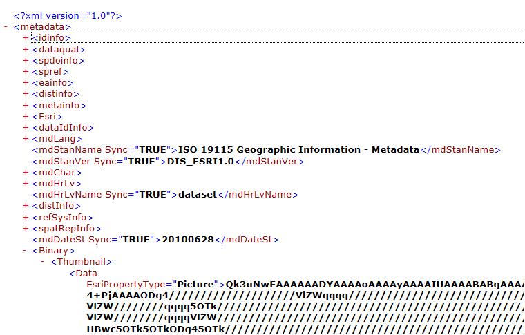 XML Snippet