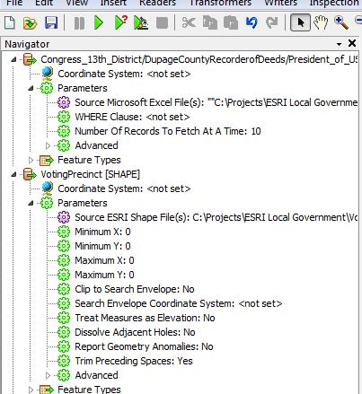 SourceParameters