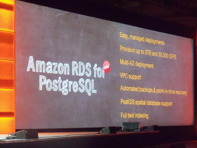 PostGIS on AWS RDS