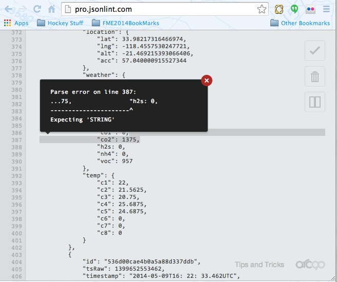 JSON Lint Pro - the professional version of the online JSON Validator found at www.jsonlint.com