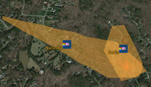 GPS anomalies can be handled using QA / data validation