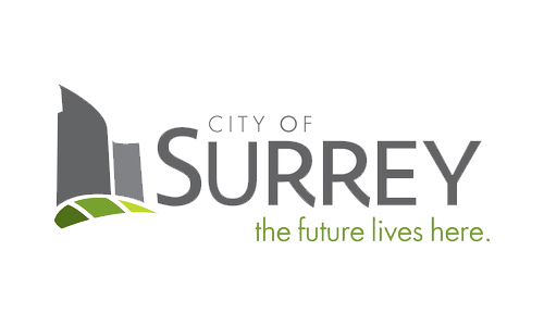 City of Surrey, Water Meter Improvement Project logo