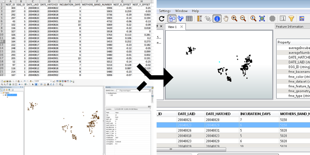 Joining Excel and Esri data