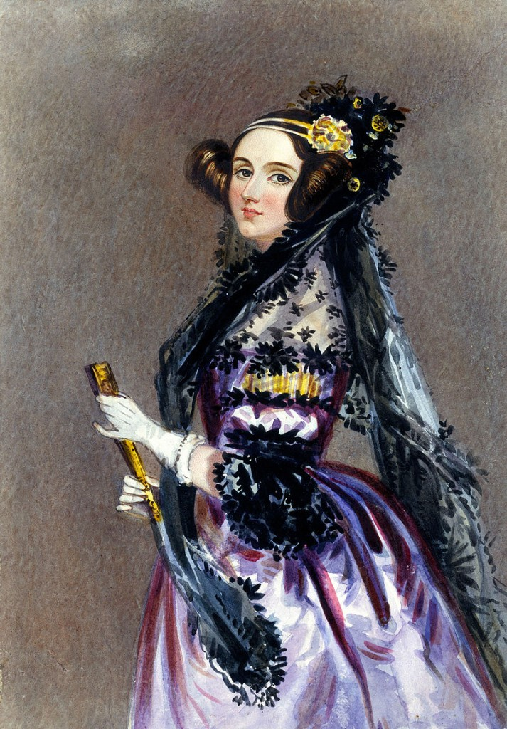 Ada Lovelace (1815 - 1852) designed the first computer algorithm and is often recognised as the world's first programmer.