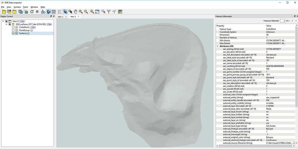 AutoCAD Civil 3D | Safe Software