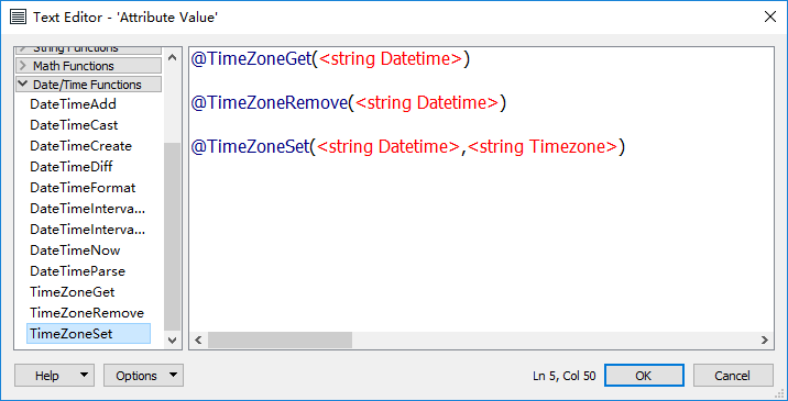 Convert Time Zones example image