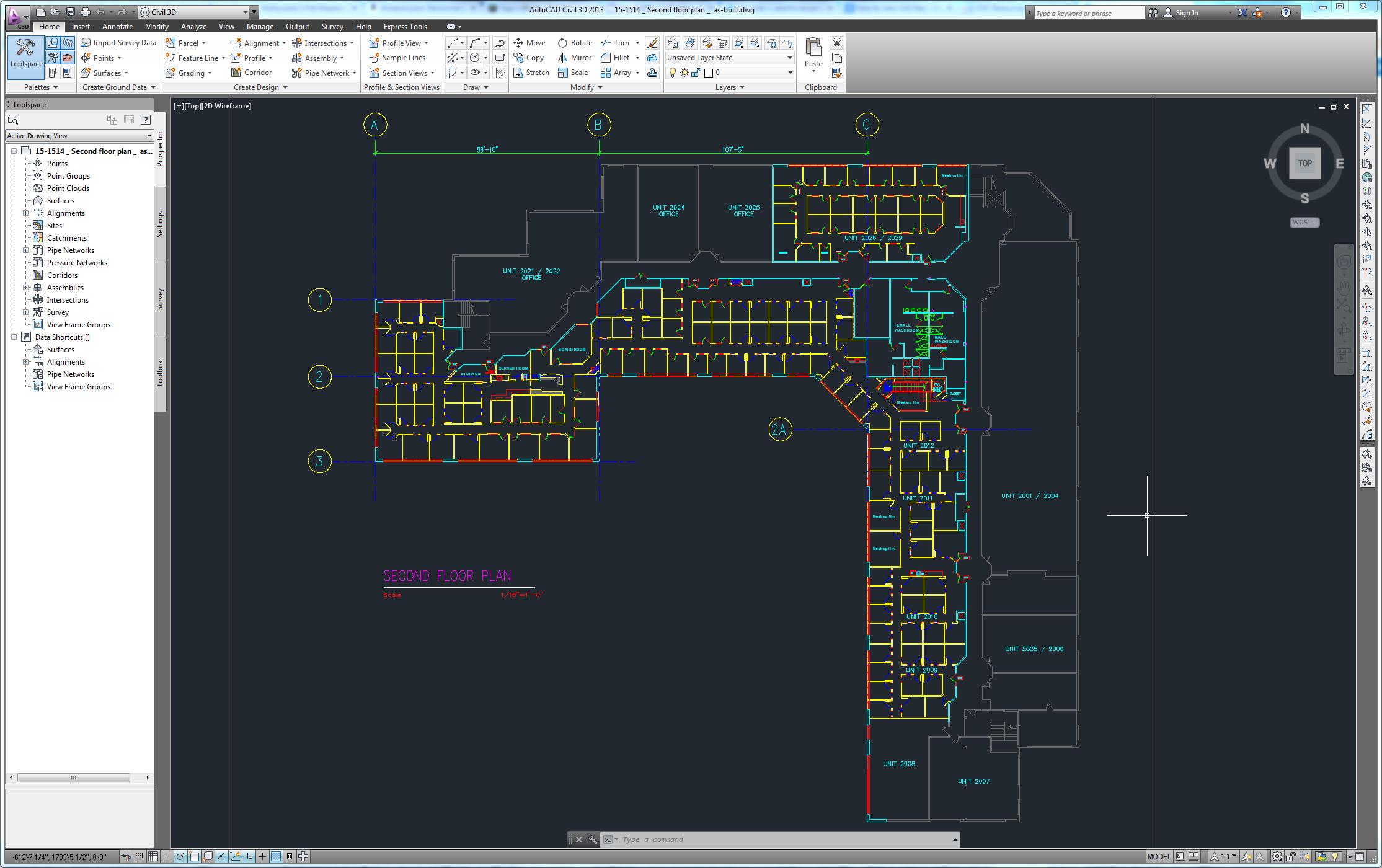 CAD data