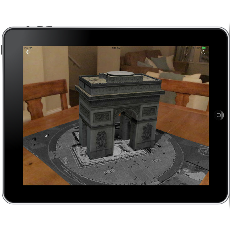 Augmented Reality for iOS: Making 3D models for ARKit with