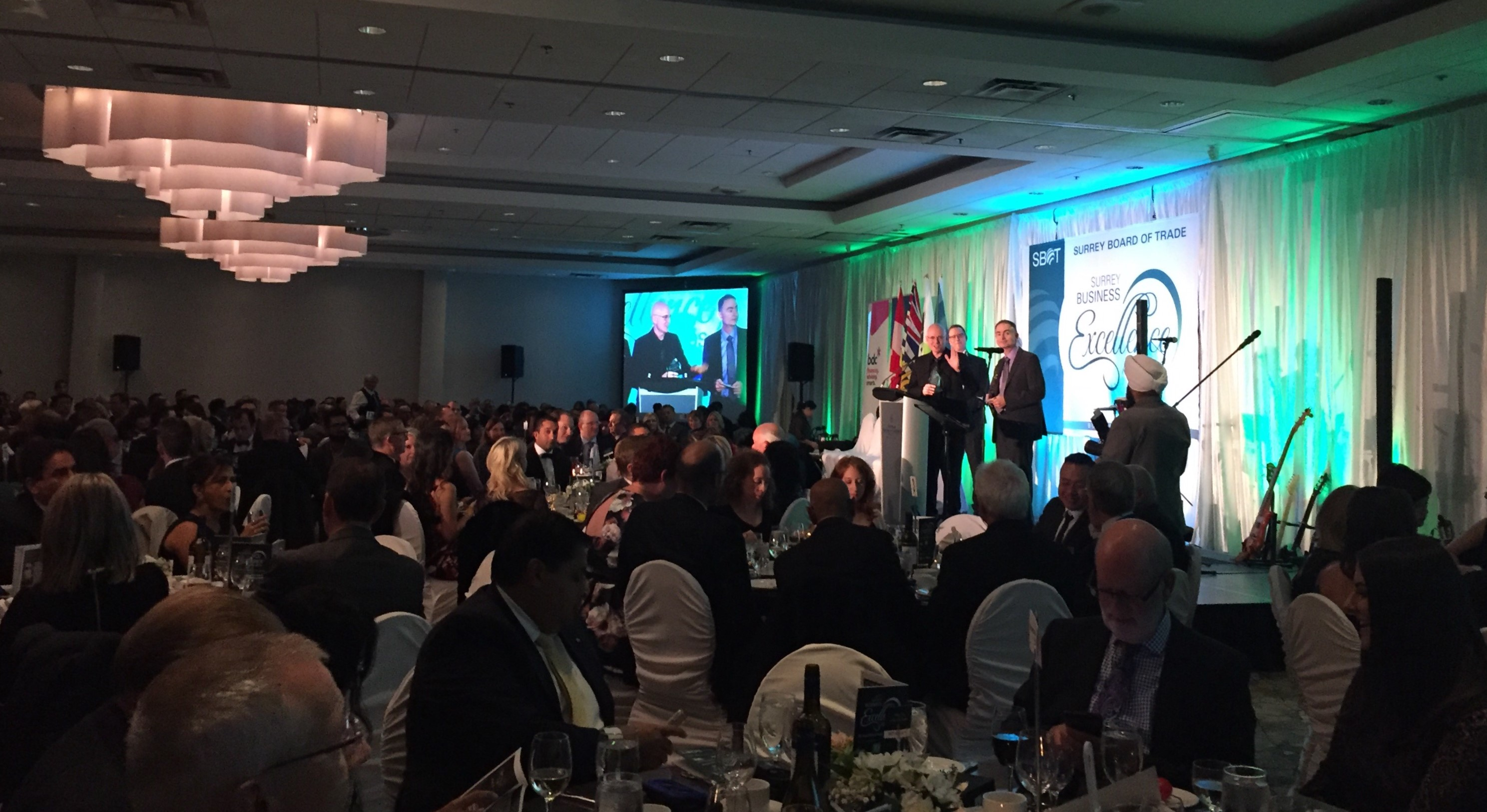 Surrey Business Excellence Awards 2017 - Safe Software