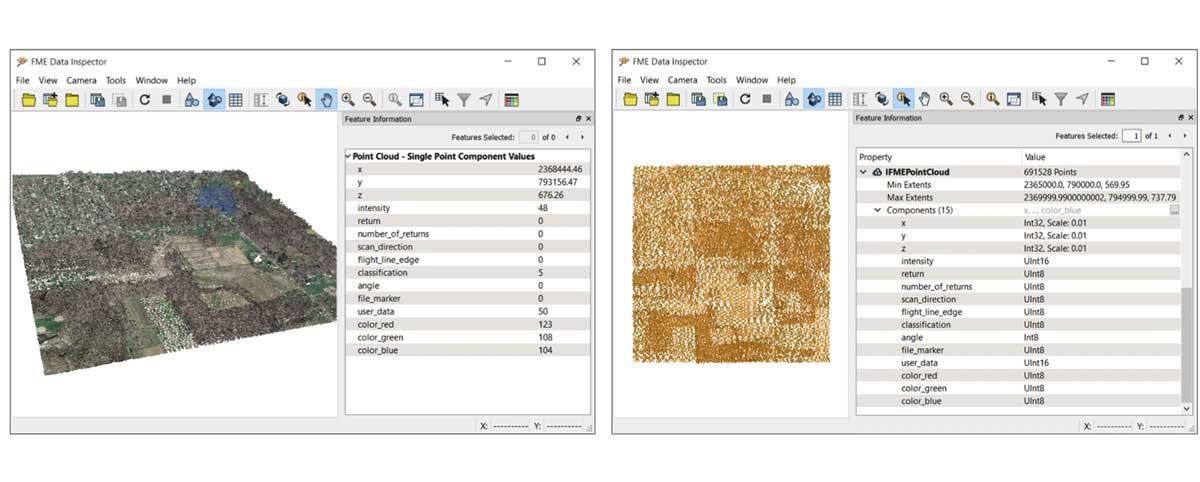 LiDAR Data Processing | Safe Software