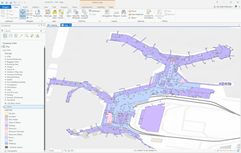 Indoor Mapping Data Format (IMDF) | FME | Safe Software