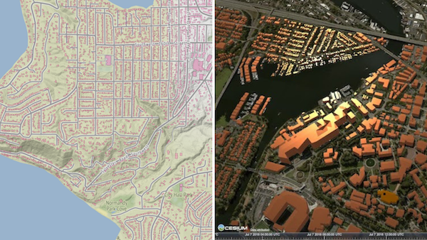 8+ Ways to Visualize Geospatial Data in a Web Browser | Safe Software