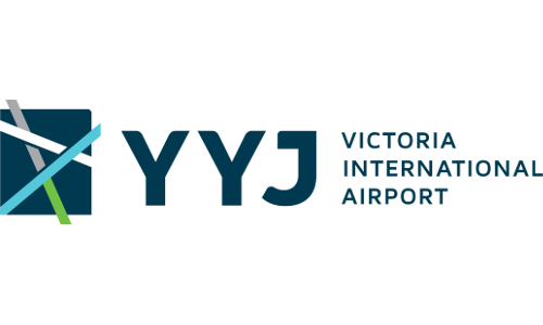 Victoria International Airport (YYJ) logo