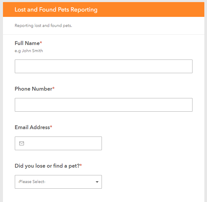 Online Citizen Reporting Tools