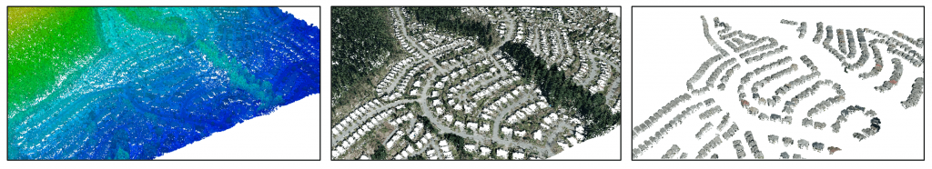 screenshot from our LiDAR webinar to show example