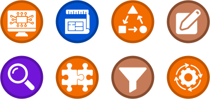 Show how badges on FME show which skills you've gained and will soon appear on your FME Community profile alongside other community badges.